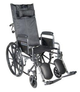 Drive Medical Sport Best Reclining Wheelchairs 2018