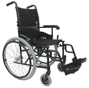 Karman Ultra Lightweight Wheelchair Black