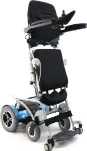 standing power wheelchairs
