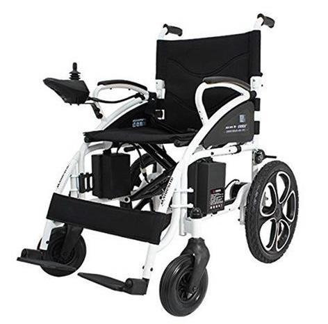 ComfyGO Electric Wheelchair Folding Motorized Power Wheelchairs