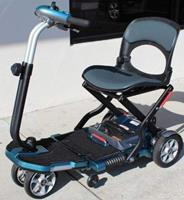 Best Lightweight Foldable Mobility Scooters