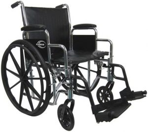Karman Extra Wide Wheelchair