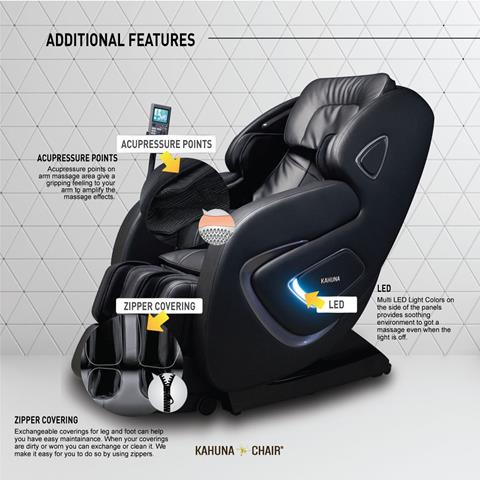 Kahuna SM 9000 Superior Massage Chair